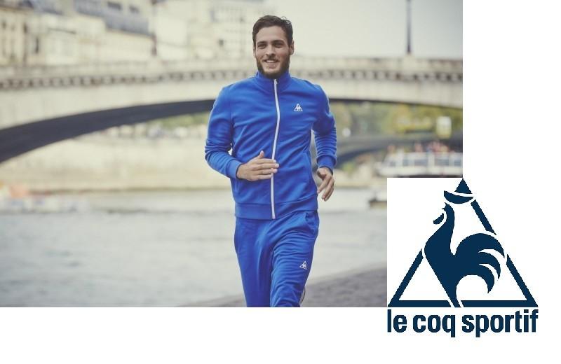 b16c5071c54 Le survêtement Le Coq Sportif fête ses 50 ans