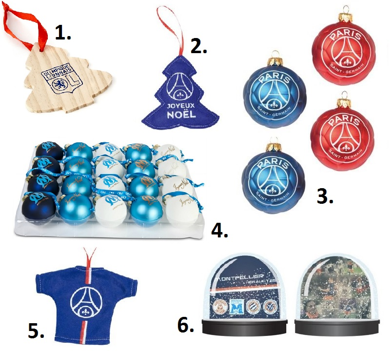 Noël-décorations-football-club