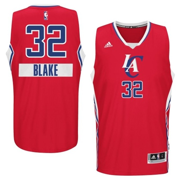 Maillot NBA spécial Noël 2014 Big Logo - Los Angeles Clippers - Blake Griffin