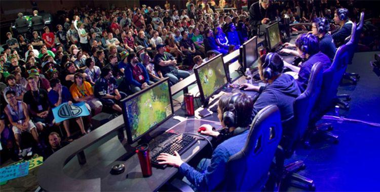 gaming live esport