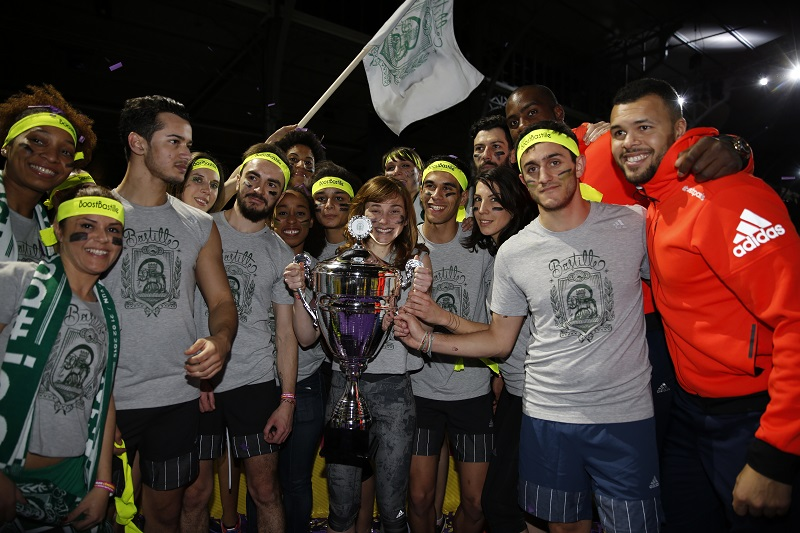 Boost Belleville, les vainqueurs de la finale de la Boost Battle Run