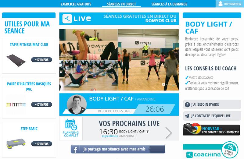 interface-domyos-live