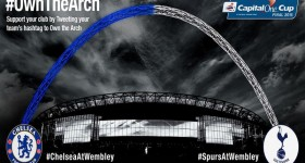 own the arch chelsea tottenham