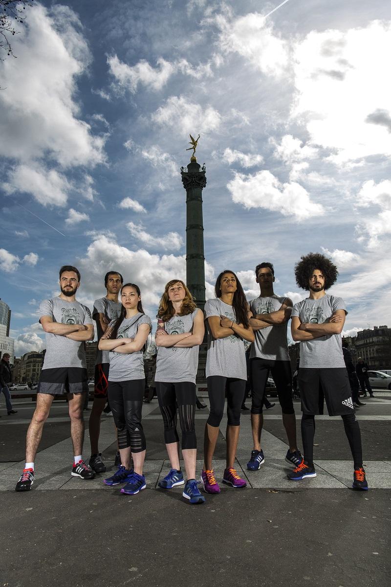 Adidas Boost League