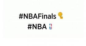 nba finals 2015 sur twitter