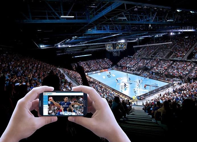 vogo sport application second écran