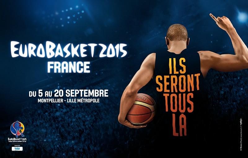 Eurobasket 2015 : comment la FIBA atteint ses fans de basket grâce au digital