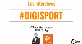 Interview Digisport Aurélien Flocassier