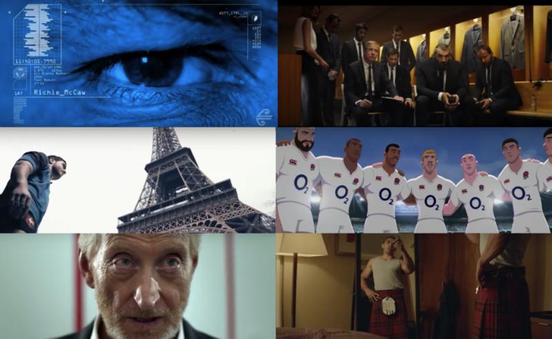 VIDEOS : les meilleures pubs pour la Coupe du monde de rugby