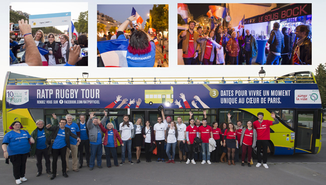 RATP Rugby Tour (2)