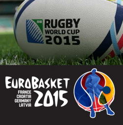 EuroBasket Vs Mondial de Rugby : le bilan digital