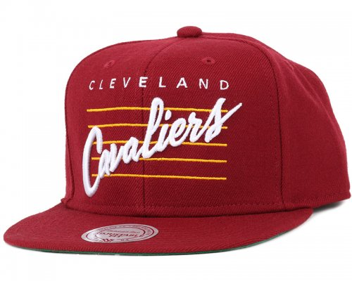 casquette style cavaliers cleveland
