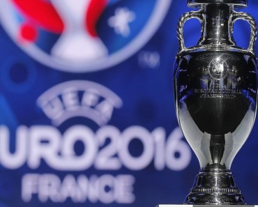 Euro 2016 trophée