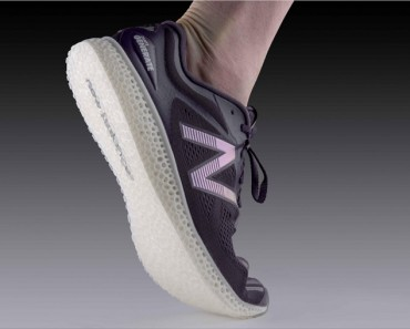 new balance zante generate chaussure impression 3D