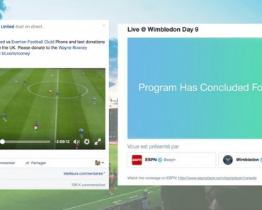 live streaming sport facebook vs twitter