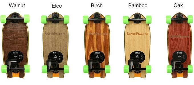 ...allez-vous choisir pour votre LeafBoard ?