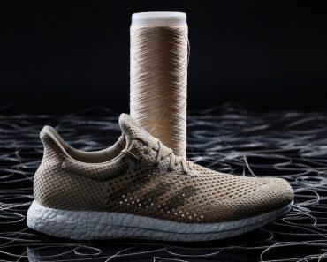 adidas innovation chaussure biodégradable