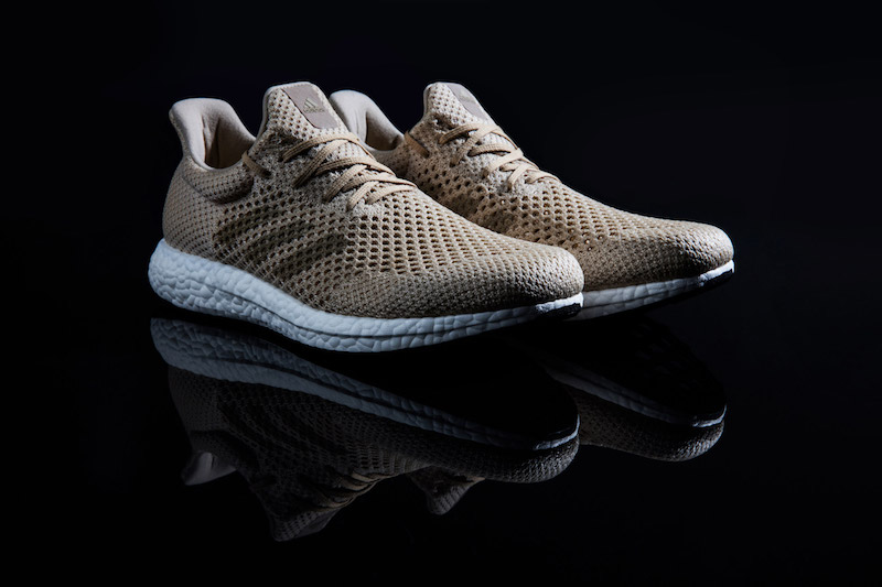 adidas innovation chaussure biodégradable