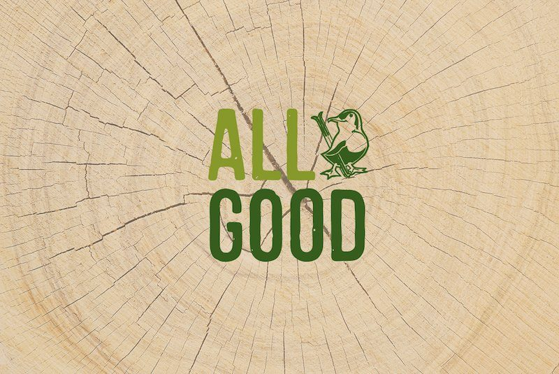 label all good eider