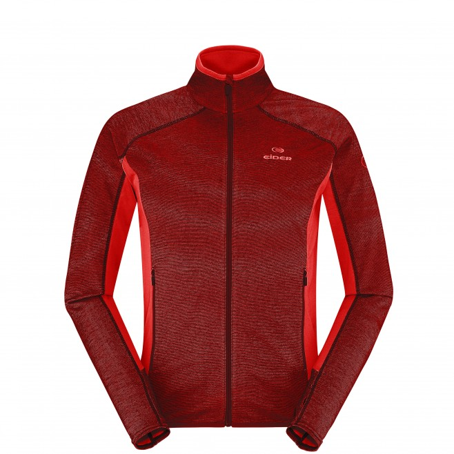 polaire eider shiftwool rouge label all good