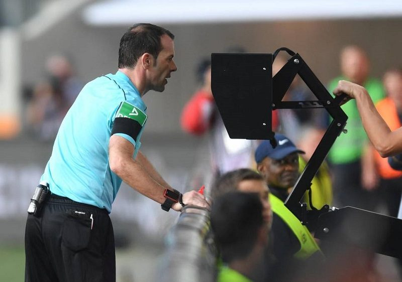 arbitrage video coupe du monde ligue 1