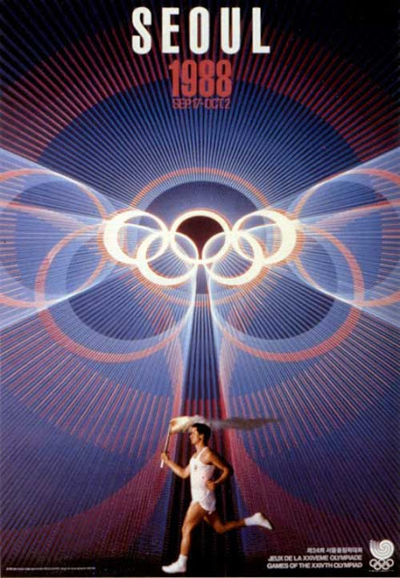 Jeux Olympiques Seoul 1988