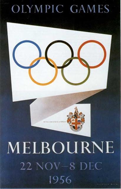 Jeux Olympiques Melbourne 1956
