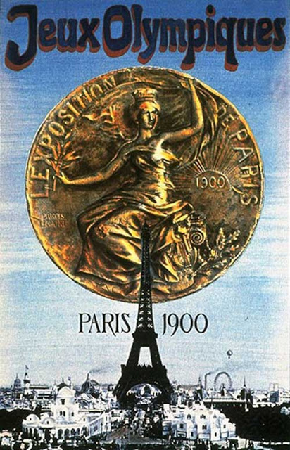 Jeux Olympiques Paris 1900