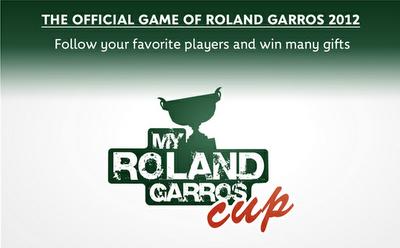 My Roland-Garros Cup