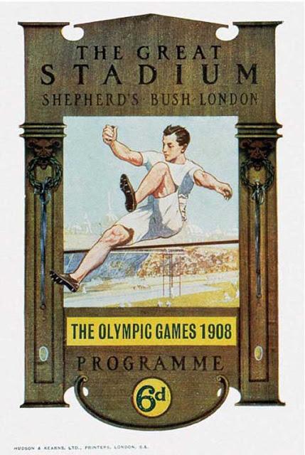 Jeux Olympiques Londres 1908