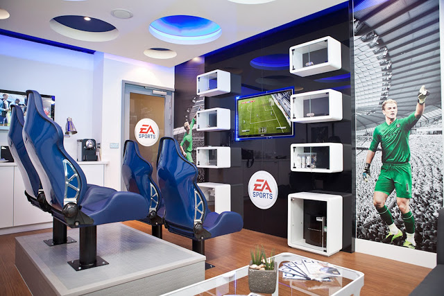 EA Sports Gaming Box - Manchester City
