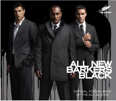 Barkers et les All Blacks [pub]