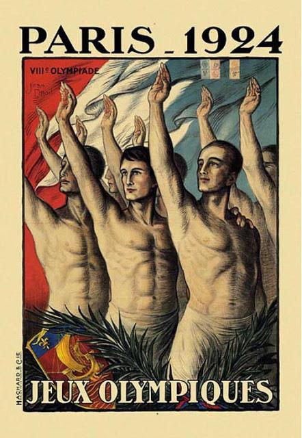 Jeux Olympiques Paris 1924
