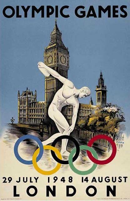 Jeux Olympiques Londres 1948