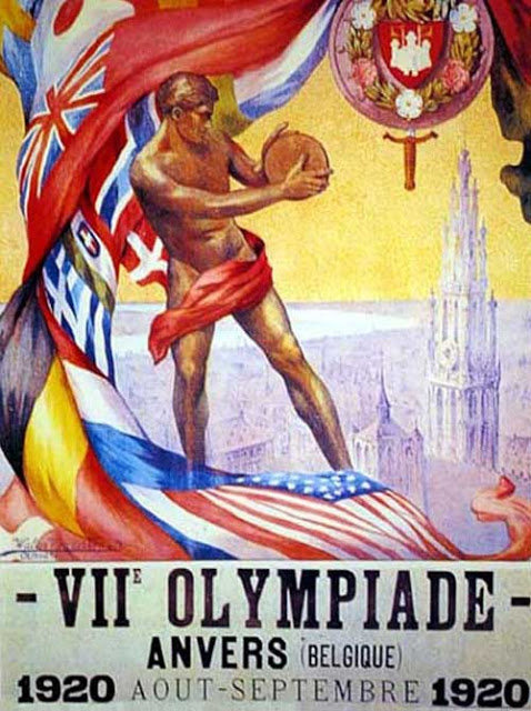Jeux Olympiques Anvers 1920
