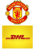 photo DHL Manchester United sponsoring