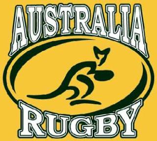 Logo du Rugby Australien