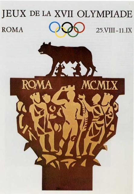 Jeux Olympiques Rome 1960