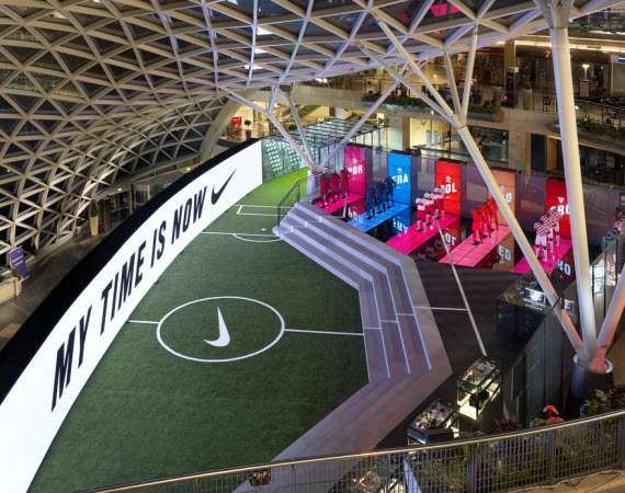 Nike lance le Nike Football Stadium