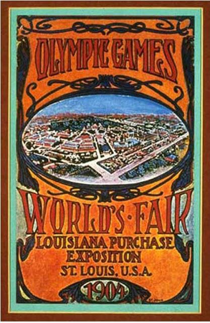 Jeux Olympiques Saint Louis 1904