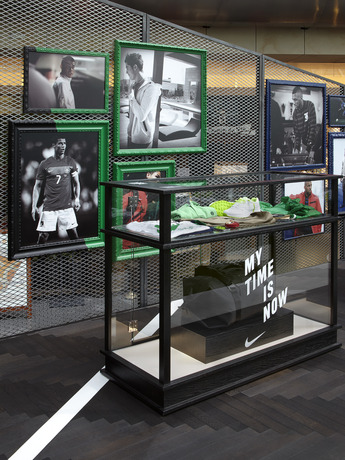 Nike lance le Nike Football Stadium avec un espace Lifestyle Nike