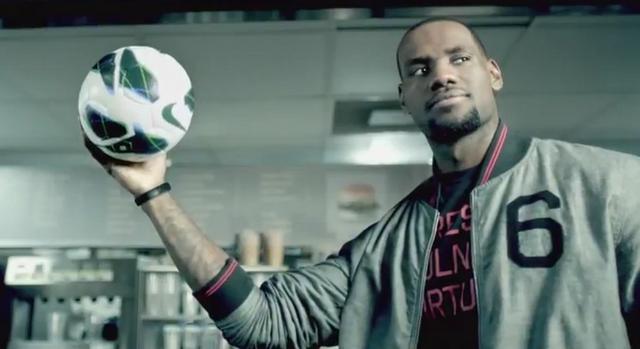 Lebron James-Nike