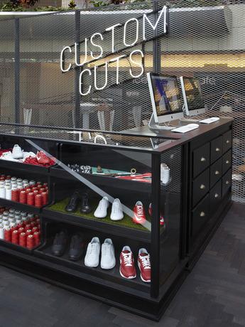 Nike lance le Nike Football Stadium avec un espace personnalisation Nike