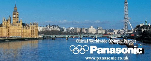 Panasonic : Un dispositif exceptionnel pour les Jeux de Londres