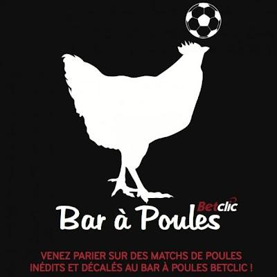 Betclic Bar à Poules Euro 2012