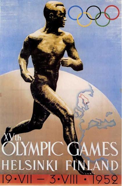 Jeux Olympiques Helsinki 1952